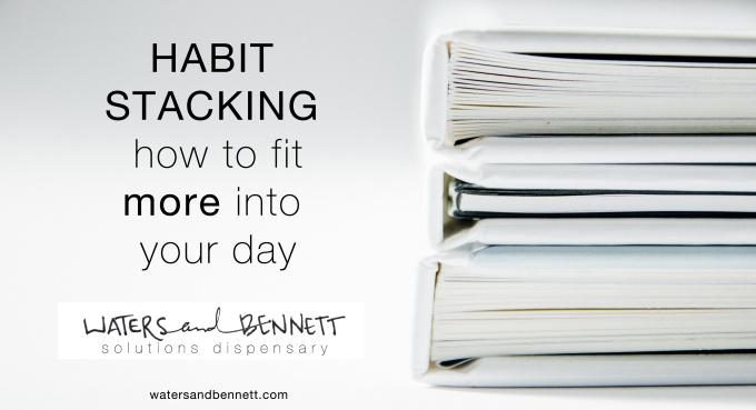 habitstacking